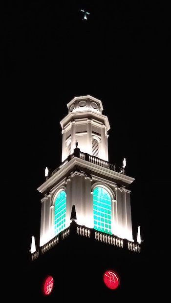 The Illumination of our Steeple - Charlottesville First United